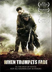 When Trumpets Fade Filmposter